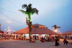 Indian Art Fair Stock Image