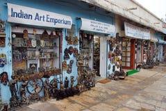 Indian Arts shop Royalty Free Stock Photo