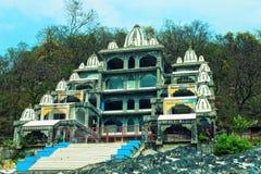 Indian ashram Royalty Free Stock Photos