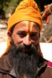 Indian Baba Royalty Free Stock Photos