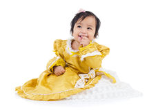 Indian baby Royalty Free Stock Photo