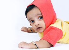 Indian Baby Stock Photo