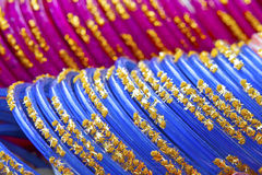 Indian bangles Royalty Free Stock Photography