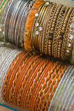 Indian Bangles Stock Images