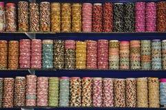 Indian Bangles Royalty Free Stock Photos