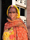 Indian banjaran lady Royalty Free Stock Photography