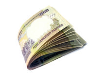 Indian Bank Note-INR 500 Royalty Free Stock Photo