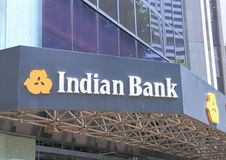 Indian Bank Stock Photography