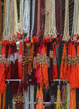 Indian bazaar Stock Images
