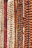 Indian beads Stock Photography