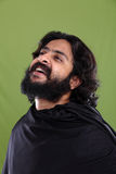 Indian bearded young man Stock Photography