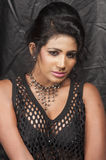 Indian beautiful girl Stock Images