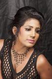Indian beautiful girl Stock Image