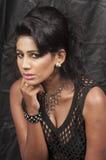 Indian beautiful girl Royalty Free Stock Photo