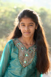 Indian beautiful teen girl Royalty Free Stock Image