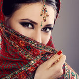 Indian beauty Stock Images