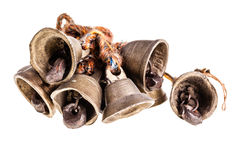 Indian bells bundle Stock Images