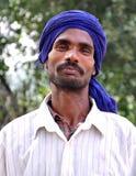 Indian bihari boy stock photo