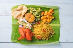 Indian biryani mixed rice Stock Photo