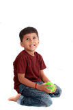 Indian Boy stock image