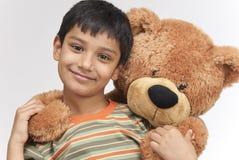 Indian boy in indoor Stock Photos
