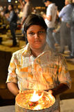 Indian Boy Portrait Stock Image