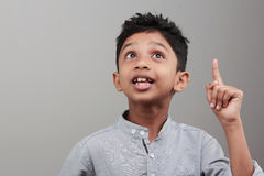 Indian boy Royalty Free Stock Photos