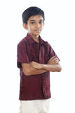 Indian boy with Traditional Dress Royalty Free Stock Image