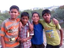 Indian Boys Stock Photography