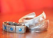 Indian bracelets Stock Image
