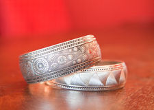 Indian bracelets Stock Photography