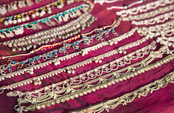 Indian bracelets Royalty Free Stock Photos