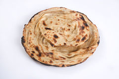 Indian Bread or Lachha  Paratha Stock Photography