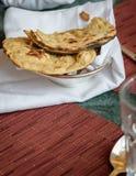 Indian bread Tandoori Roti Stock Photo