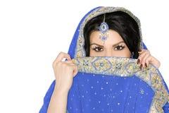 Indian bride Stock Photo