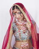Indian Bride Royalty Free Stock Image