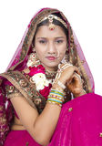 Indian Bride Stock Image