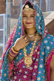 Indian Bride - Varanasi - India Royalty Free Stock Photography