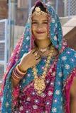 Indian Bride - Varanasi - India royalty free stock photography