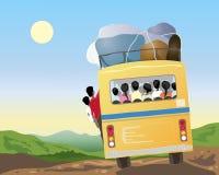 Free Indian Bus Travel Stock Photos - 19413243
