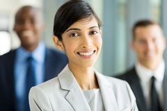 Indian business executive Royalty Free Stock Images