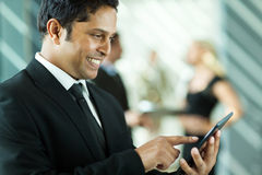 Indian business executive Royalty Free Stock Image