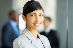 Indian business executive Stock Photography
