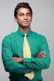 Indian business executive Stock Photo