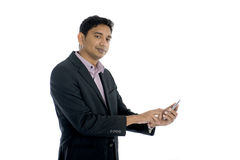 Indian business male Stock Photo