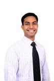 Indian Business Man Stock Photo
