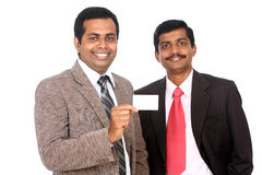 Indian business people Stock Photography