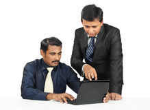 Indian business people Stock Image