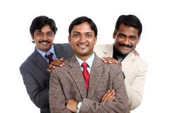 Indian business professional team Royalty Free Stock Photography