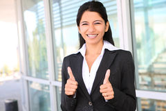 Indian Business Woman royalty free stock photography